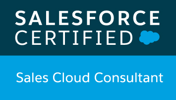 Salescloud Consultant Certification