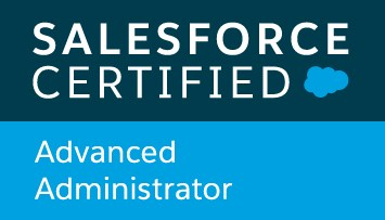 Advanced Admin Certification