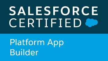 Platform App Builder Certification